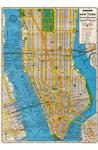 Wrap: NY Map House Number & Transit Guide Posters