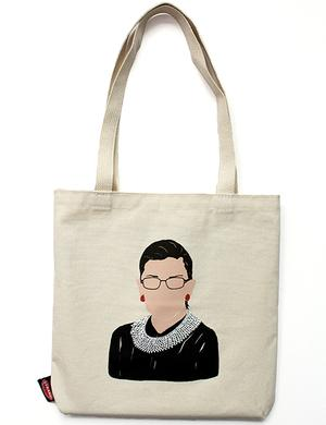 Tote Bag: RBG Icon New Arrivals!