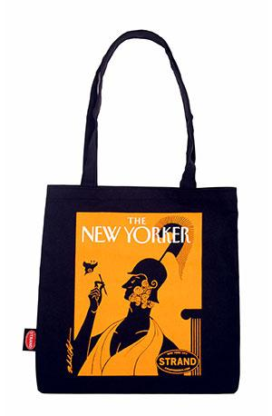 Tote Bag: The NYer (Black) Totes & Pouches