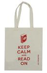 Tote Bag: Keep Calm Natural