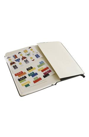 2014 Large Lego Daily 12 Month Planner Hardcover Moleskines