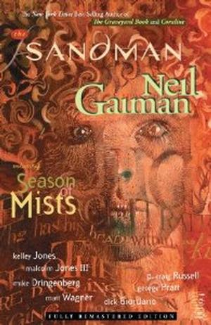 The Sandman, Vol. 4: Season of Mist Comics/Graphic Novels