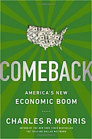 Comeback : America's New Economic Boom Lower Priced Than E-Books