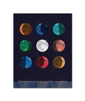 Poster: NdT Science Giftware