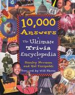 10,000 Answers: The Ultimate Trivia Encyclopedia Reference Books