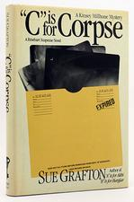 'C' is for Corpse  (Kinsey Millhone) Rare Books - Mystery/Science Fiction