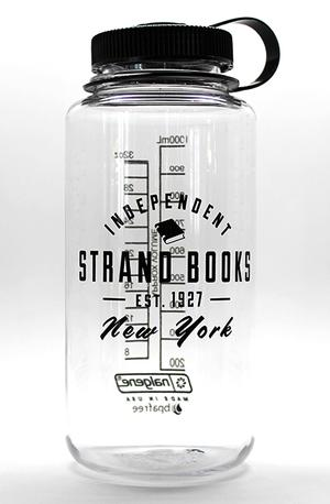 Water Bottle: Strand 32oz Clear Nalgene