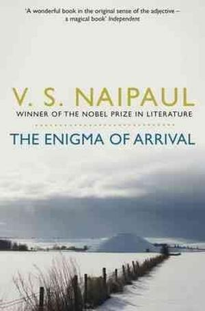 Enigma of Arrival: A Novel in Five Sections Lower Priced Than E-Books
