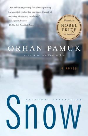 Snow: A Novel Lower Priced Than E-Books