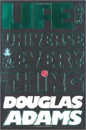 Life, the Universe and Everything (Hitchhiker's Guide to the Galaxy: Book 3) Lower Priced Than E-Books
