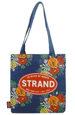Tote Bag: Summer Floral Strand Exclusives