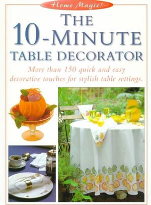 10-Minute Table Decorator Miscellaneous